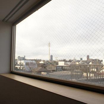 窓からの眺め②※写真は似た間取りの別部屋