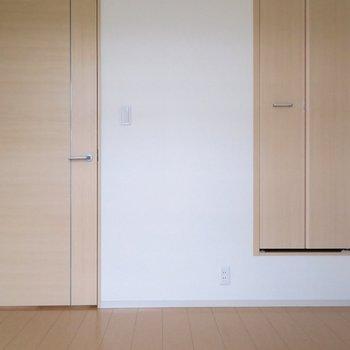 部屋①シンプルなデザイン