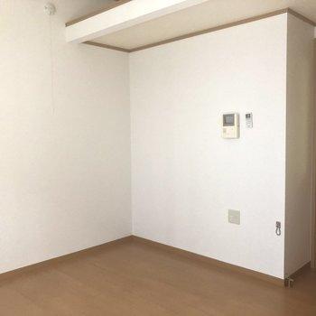 光もたくさん入りそう!※写真は同じ階の105号室のものです