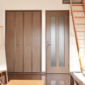 明るさもしっかり入ります※写真は2階の反転間取り別部屋、モデルルームのものです
