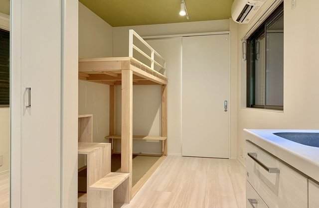 グランレジデンス駒沢大学Sのお部屋