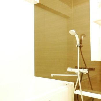 浴室もとってもきれい
