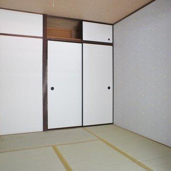 やっぱり和室は居心地が良いな~、、