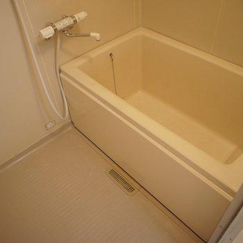 お風呂はいたって普通。