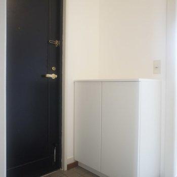 玄関は普通サイズ!