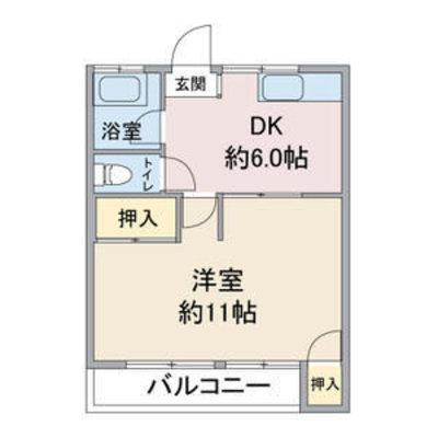 三田荘 の間取り