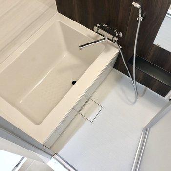 キレイなお風呂場です!