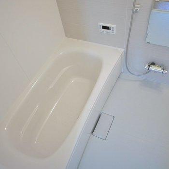 お風呂がビックサイズです!