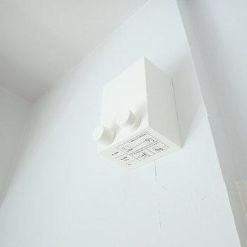 部屋干しできるように設置してありますよ〜!※写真は前回リノベーションしたお部屋です。