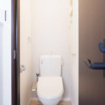トイレは完全に独立。