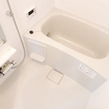 お風呂清潔感あります。