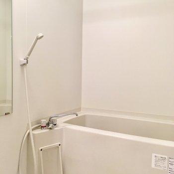 浴室乾燥機付きがうれしい!