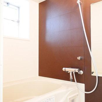浴室もきれい!