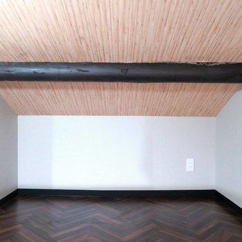天井も素敵でしょ?
