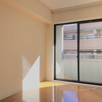 こちら寝室※2階の同じ間取りの別部屋の写真
