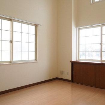 角部屋で日当たり良好なのも◎※写真は別室です