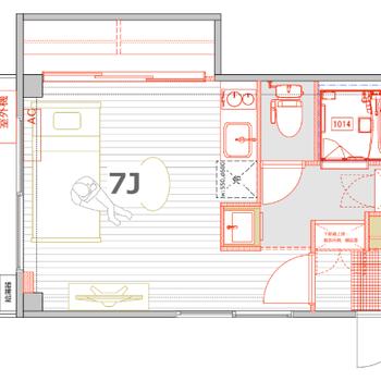 収納は引き戸でお部屋のインテリアに幅を効かせます!