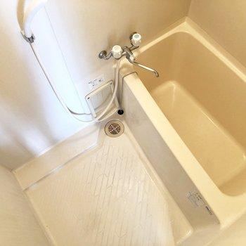 お風呂もシンプルに!