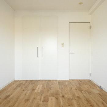 白塗装が素敵ですよね※同間取り別部屋の写真です。