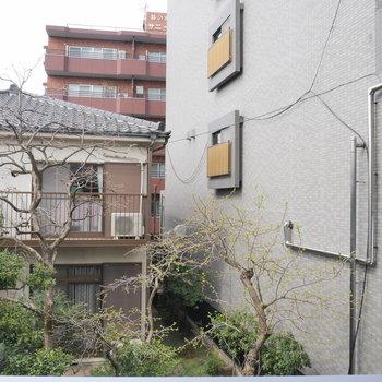 眺望です。 ※2階同間取り別部屋の写真です