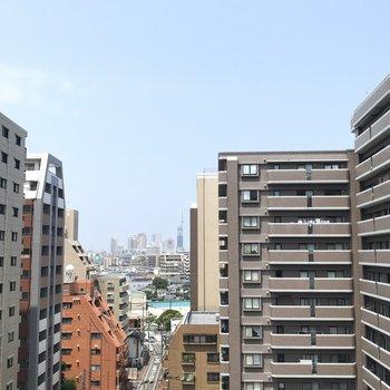 よく見ると福岡タワーが…♡