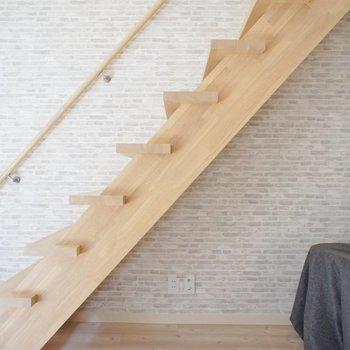 階段もお洒落~っ♩