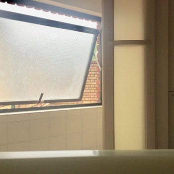 お風呂にもたっぷり光が差し込む〜!