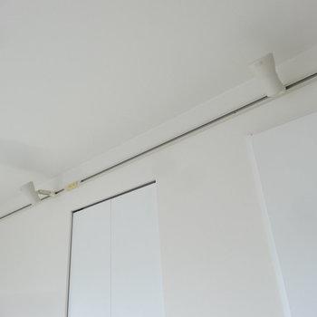 スポットライトもついてるんですよ。※写真は同じ間取りの12階のお部屋のもの