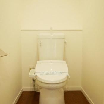 手洗い付トイレ