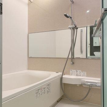 浴室乾燥や追い炊き、ミストサウナも付いています。
