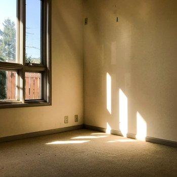【工事前】この洋室はリビングと一体になります