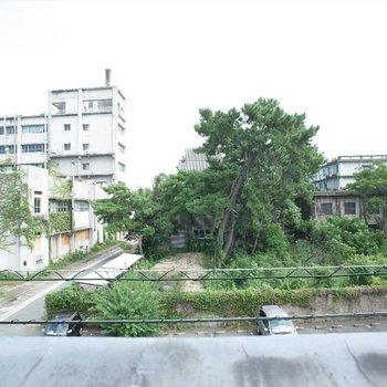 箱崎キャンパスが見えます!