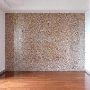 大理石。すごい※写真は同間取り別部屋のものです。