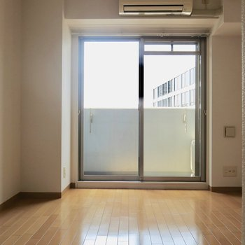 日差しが優しい※写真は同間取り別部屋のものです。