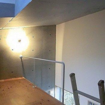 ロフトには天窓がついています。※一部反転同間取り別部屋の写真です