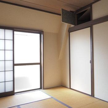【工事前】和室も無垢床フローリングになりますよ