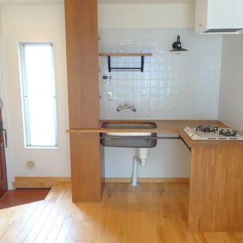 素敵キッチン!細部までとことん見ていきましょう!   ※写真は前回募集時のものです