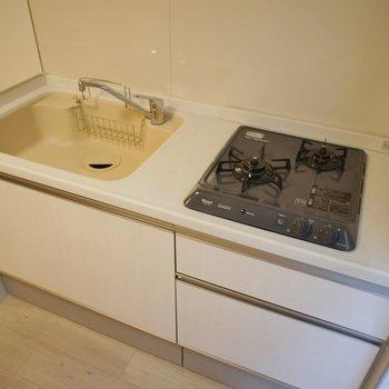 面倒な洗い物もばっちこい!※写真は同タイプの別室