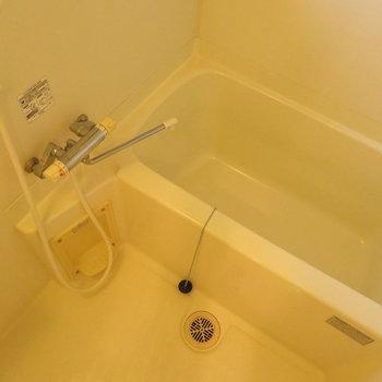 お風呂は普通かも
