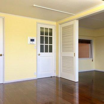 扉一つ一つが素敵デザイン