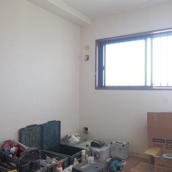 【工事前】こちらは4.5帖のお部屋