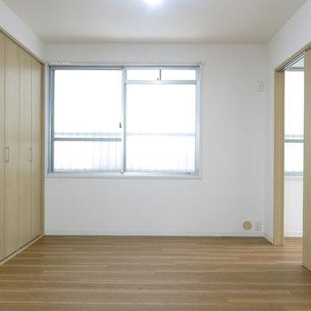 あなたならどんな風に家具をおきますか?