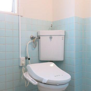 元々、浴室だったかところがトイレに!無駄に広い!!