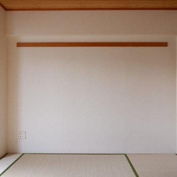 【和室】ここでお昼寝気持ちやすそう。