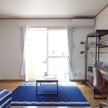 シンプルなお部屋です※家具は見本となります