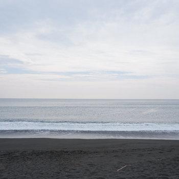 人波じゃなくてほんとの波の内観