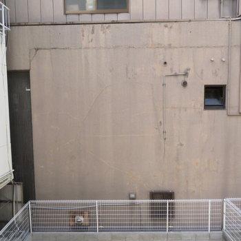 眺望は、、、※写真は反転間取り別部屋のものです。