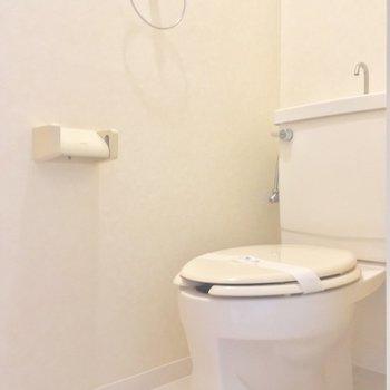 個室のトイレ!清潔感◎