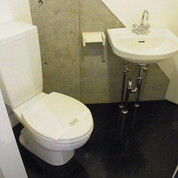 トイレと洗面台もコチラに※写真は前回募集時のものです