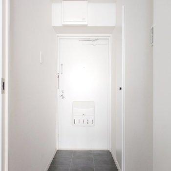 玄関床もあって使いやすそうです。